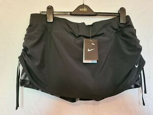 Nike Ladies Black Skirt Shorts Skort Size XL New with Tags RRP £37