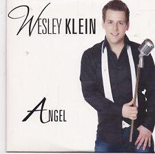 Wesley Klein-Angel cd single