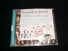 PAVAROTTI & FRIENDS<>CHILDREN OF BOSNIA<>Canada, Brand New CD ~ LONDON G2 52100