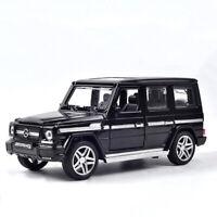 G65 AMG Off-road 1:32 Die Cast Modellauto Spielzeug Kinder Sammlung Schwarz