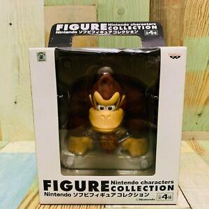 Banpresto 2005 Nintendo Characters Figure Collection Donkey Kong