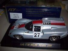 Fly/Scalextric Rare S32 Mini Auto Miniauto Magazine Car Lola T70 Alcaniz99 NMIB