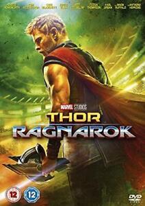 Thor Ragnarok [DVD] [2017][Region 2] [DVD][Region 2]