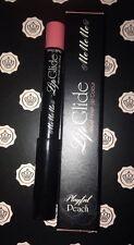 MeMeMe Lip Glide in Playful Peach full size BRAND NEW IN BOX