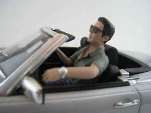 Fahrer Figur  Mann sitzend   AMERICAN DIORAMA  AD-38219  1:18  OVP  NEU