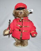 STEIFF ~ Limited Edition BANDMASTER BEAR (Golden Age of the Circus) ~ Germany