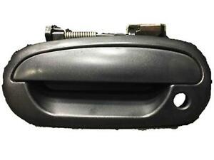 1997-2004 Ford F150 Left Driver Front Door Handle Black Textured F65Z1522404AA