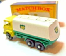 "Matchbox RW 25C Bedford Tanker ""BP"" in Box"