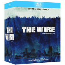 The Wire (Bajo Escucha) SERIE COMPLETA EN Blu-Ray CASTELLANO EDICON ESPAÑA NUEVO