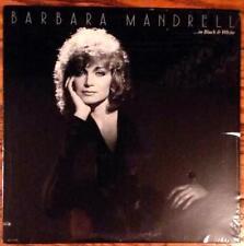 "BARBARA MANDRELL ""In Black & White"" BRAND NEW FACTORY SEALED 1982 MCA LP"