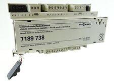 VIESSMANN Elektronikmodul Kaskade MW1S Kaskadenregler Cascade Electronic Module