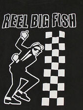Reel Big Fish Ska  Concert Tour shirt