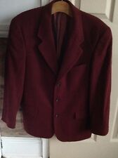 "MENS JACKET WOOL AND CASHMERE  BY DEBENHAMS SIZE 40"" CHEST"
