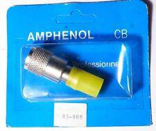 Type UHF : Indicateur Lumineux de puissance émission CB AMPHENOL - NOS - NIB