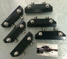 SAFETY DEVICES RANGE ROVER 2 / P38 FULL ROOF RACK REPLACEMENT MOUNTS / HARDWARE