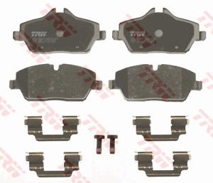 TRW Front Brake Pad Set GDB1611 DB1782 for MINI MINI (R56) Cooper D