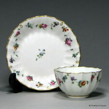 Cups & Saucers White Decorative Date-Lined Ceramics