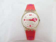Montre Fille SWATCH 3 Hearts For You - LK231