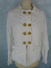 ONE STEP Veste Taille 46 Fr - Blanche