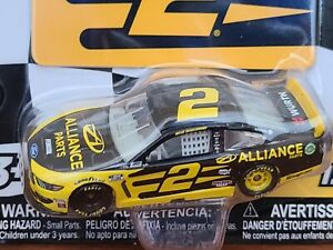 2020 Wave 6 Brad Keselowski Alliance ERROR BLACK WHEELS 1/64 NASCAR Authentics
