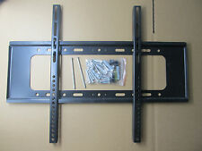 "Black 37""-70"" Low Profile Tilt TV Wall Mount LED & LCD HDTV"
