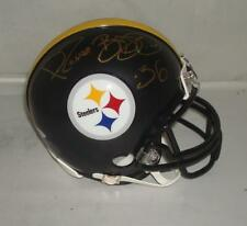 Jerome Bettis signed Pittsburgh Steelers mini helmet - Tristar- Hall of Fame RB