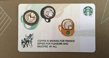 NEW RELEASE STARBUCKS CARD CORPORATE / CO-BRANDED COFFEE BREAK