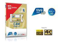 Tivusat TELESYSTEM HD 4K Kamera Nur keine Karte - BRANDNEU