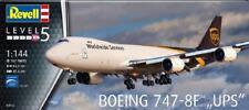 """REVELL KIT 1:144 BOEING 747 8F """"UPS""""   LUNGHEZZA 52,5 CM    ART 03912"""
