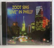 Live in Philly by Sims, Zoot [Music CD 2003]