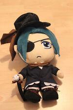Black Butler Kuroshitsuji Ciel Phantomhive Anime Plüsch 38 cm Puppe Manga Figur