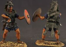 Tin toy soldiers  painted 54 mm Roman warrior