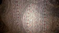 tissu manteau epais  coton milano facon bouclettes imprimé 190x140 cm
