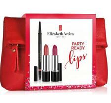 Elizabeth Arden 4 piece set - includes 2 full size lipsticks