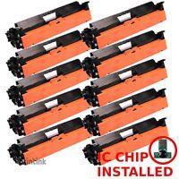 10 PK CF230A Toner Cartridge For HP 30A Laserjet M227fdn M203dn M203dw M227fdw