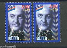 FRANCE  1998, variété de couleur timbre 3191, BERNARD BLIER, neufs**