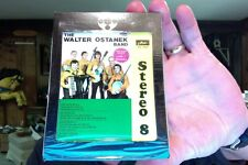 The Walter Ostanek Band- self titled- new/sealed 8 Track tape- Canada- rare?