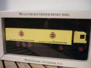 Wiking 3346 Promo Warsteiner Renault Top Boxed Rares Promo