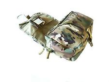 GENTS BIG CAMO TRAVEL WASH BAG camouflage shower kit camping military multi cam