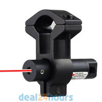 650nm Red Laser Dot Sight With Universal Barrel Mount On/Off Switch For Rifle