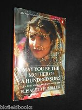 May You Be The Mother Of A Hundred Sons by Elisabeth Bumiller, Women of India