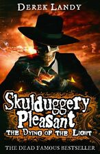 The Dying of the Light (Skulduggery Pleasant, Book 9) (Paperback)...
