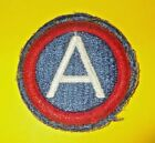 Military 3d Army Patch Color Insignia Unit US Army 933