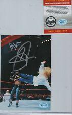 Christian WWE 4x6 autographed Photo