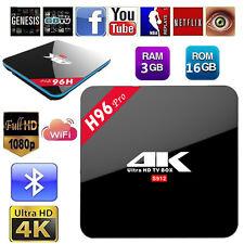4K Android 6.0 H96 Pro S912 Octa Core 2GB16GB Dual WiFi Smart TV Box 1080P DR