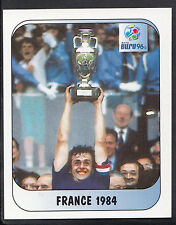 Merlin Football Sticker - UEFA Euro 1996 - No 254 - France 1984