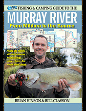 Fishing camping guide to the Murray AFN new free  priority post Australia wide