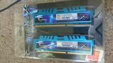 G.SKILL Ripjaws X Series 32GB 4 x 8GB 240-Pin SDRAM DDR3 1600 PC3 12800 Deskt...