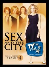 Sex and the City - Die komplette Season 4