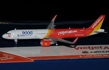 "GEMINI JETS 1/400 Airbus A321 Sharklets VIETJET VN-A651 ""9000th Airbus Aircraft"""
